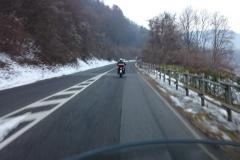 La strada per il Ghisallo