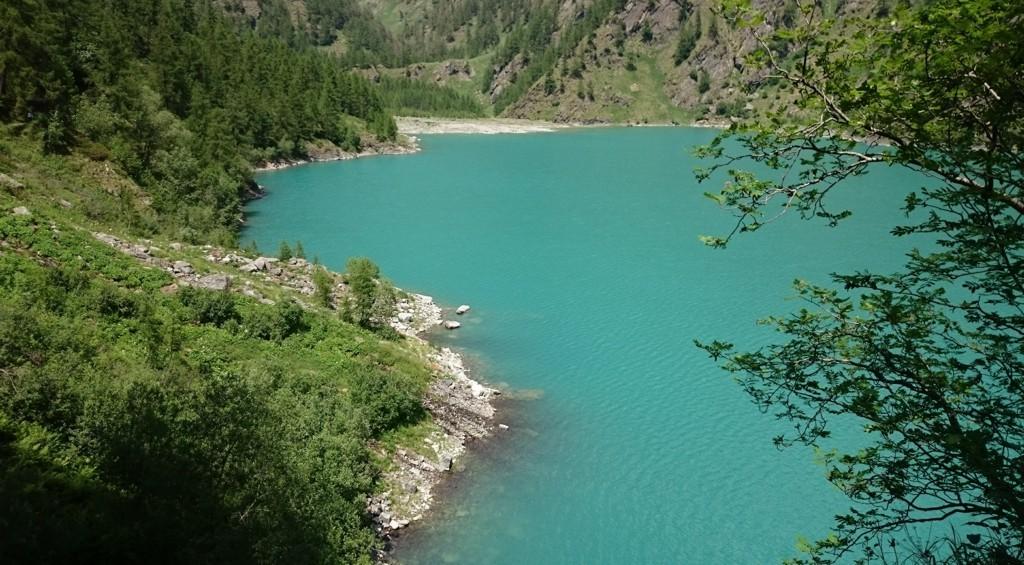 Lago di Cheggio
