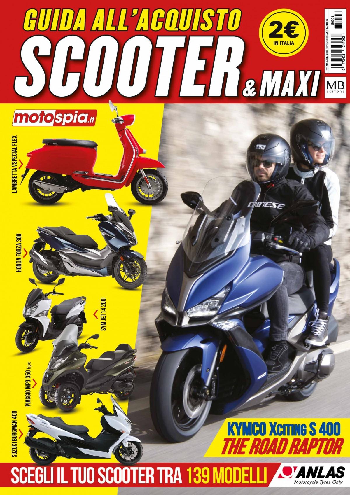 Cop scooter definitiva